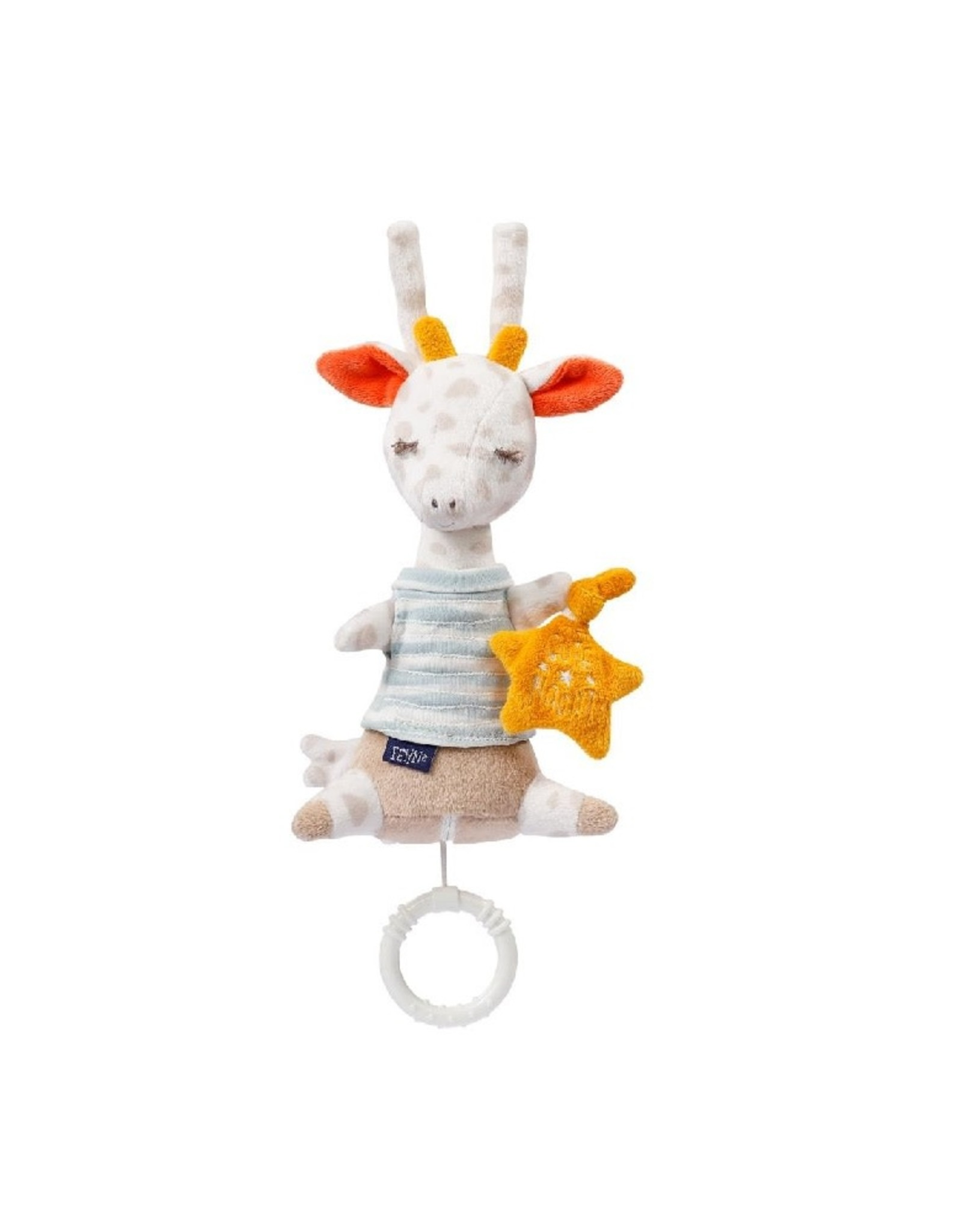 Fehn Muziekknuffel Giraf
