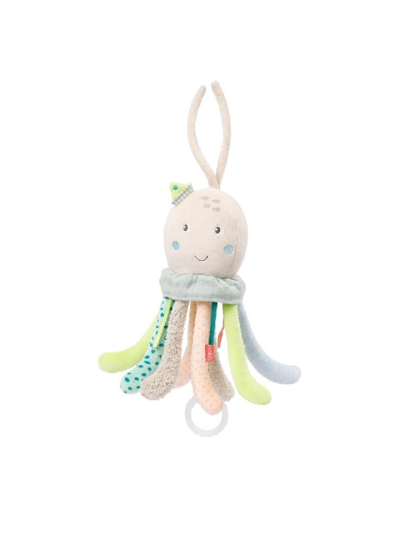 Fehn Muziekknuffel Octopus