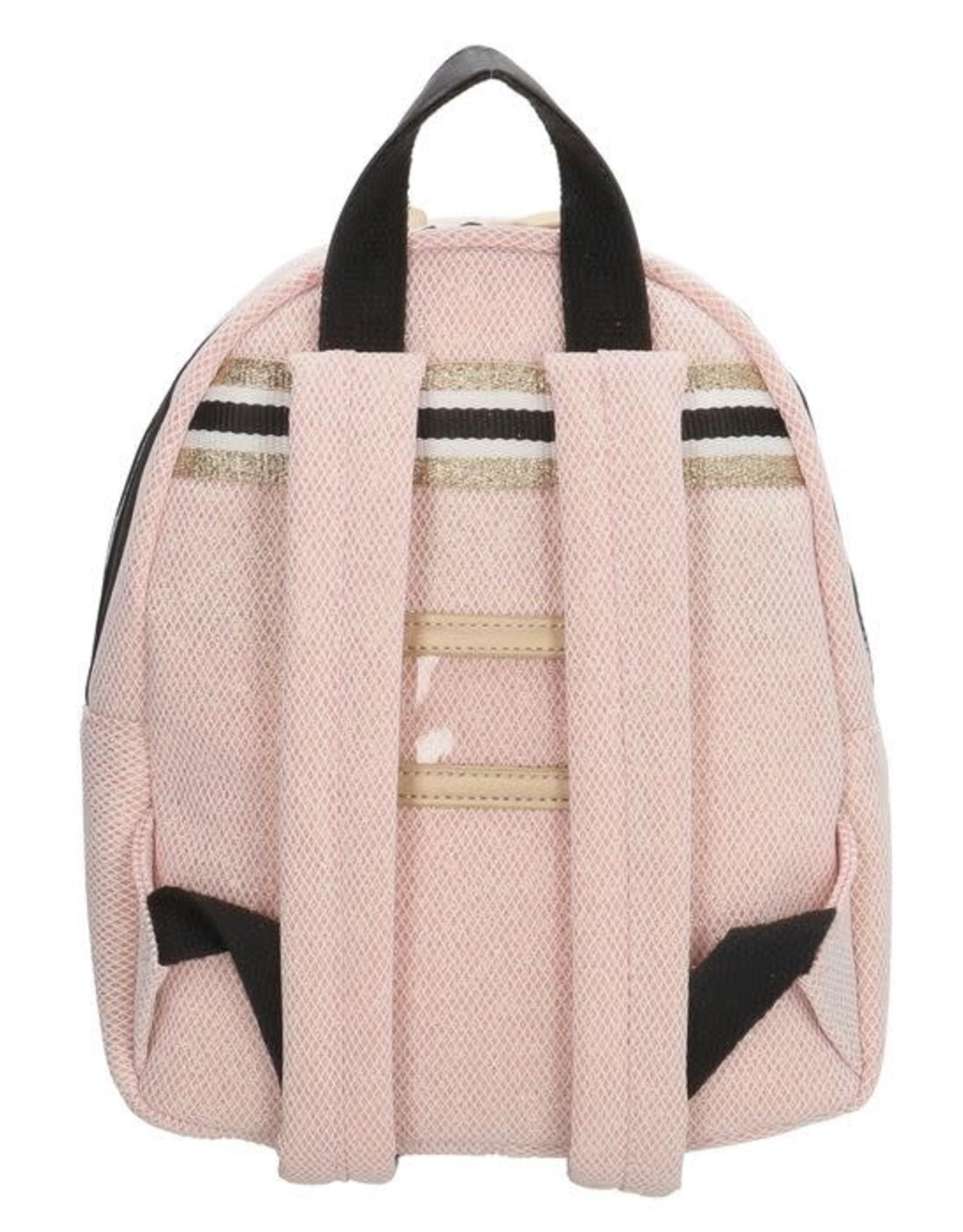 Zebra Trends Rugzak Glitter Roze S