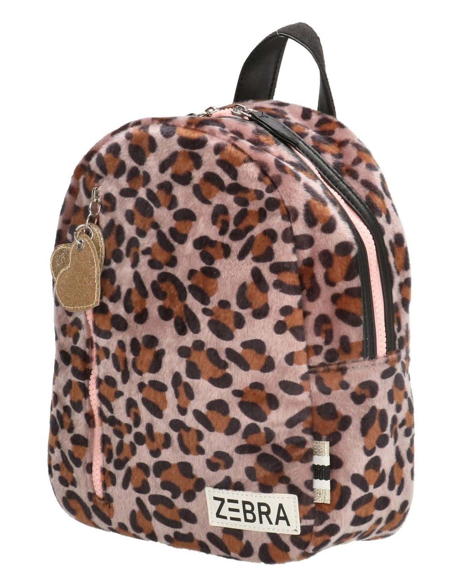 Zebra Trends Rugzak Velvet Leopard S