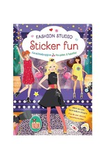 Deltas Fashion studio sticker fun