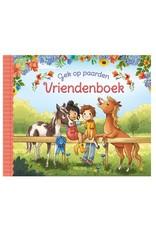 Deltas Gek op paarden vriendenboek