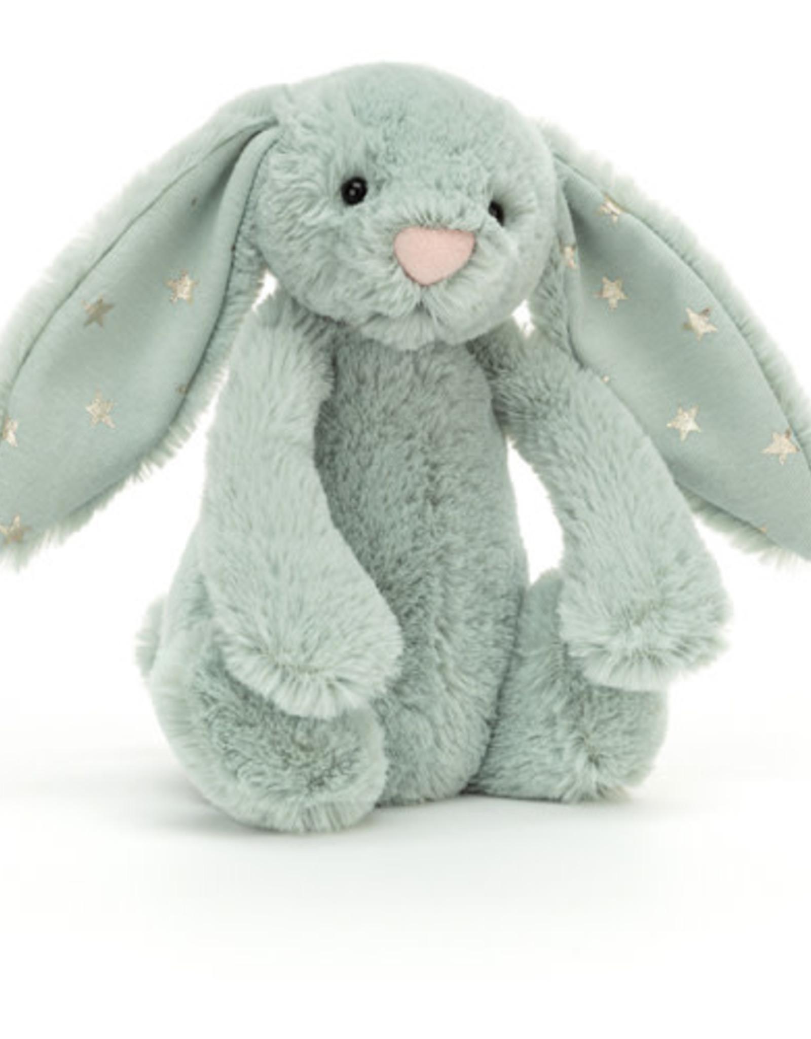 Jellycat Bashful Sparklet Bunny Small