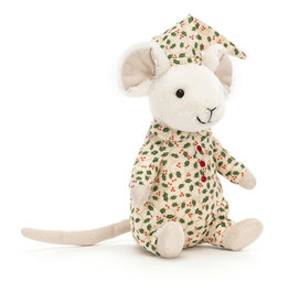 Jellycat Merry Mouse Bedtime