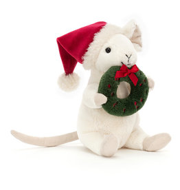 Jellycat Merry Mouse Wreath