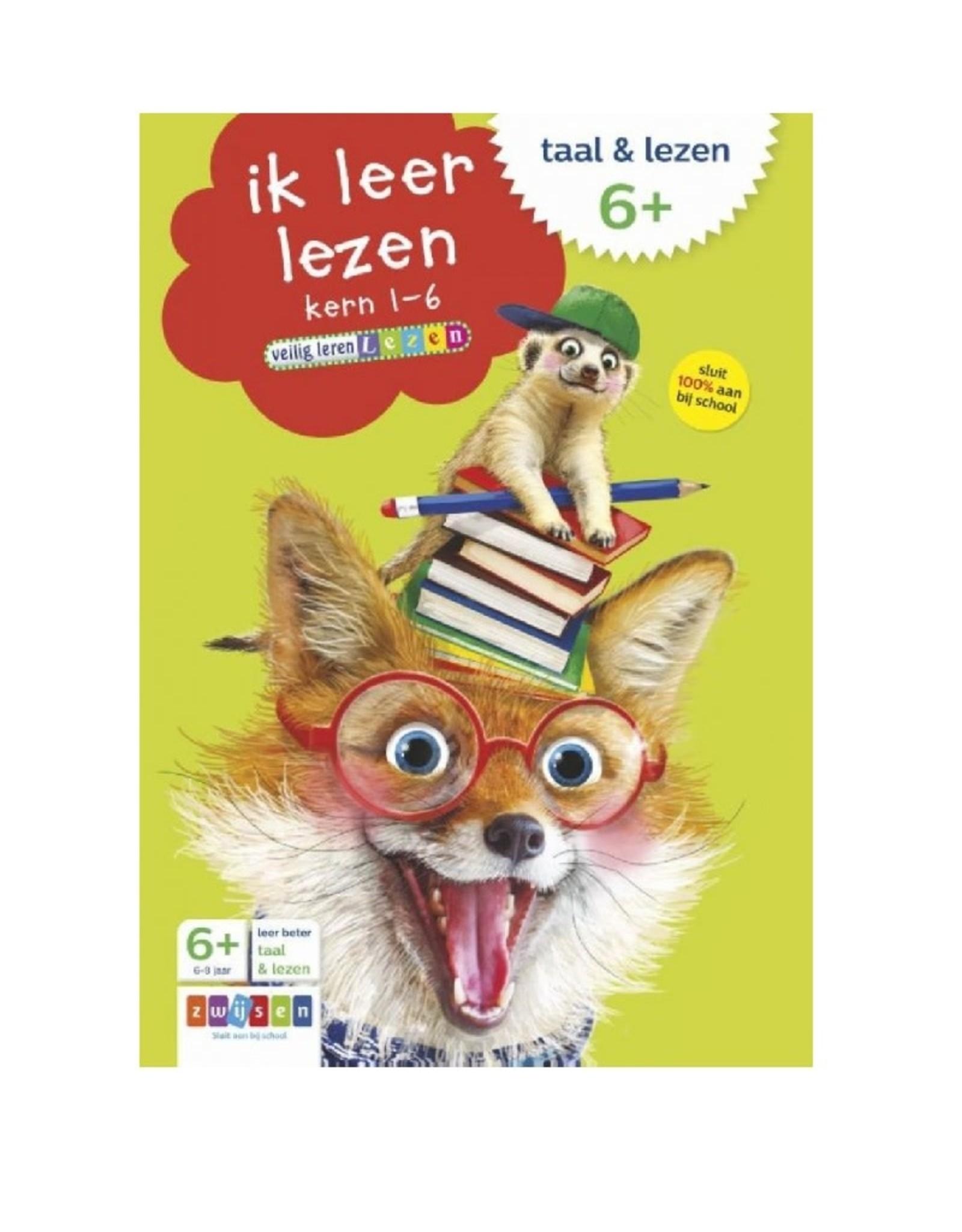 Zwijsen Ik leer lezen kern1-6 Veilig Leren Lezen