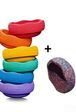 Stapelstein Rainbow Basic Oktober Special