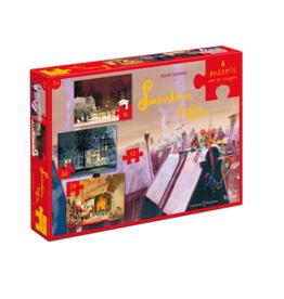 Puzzels set Sinterklaasliedjes