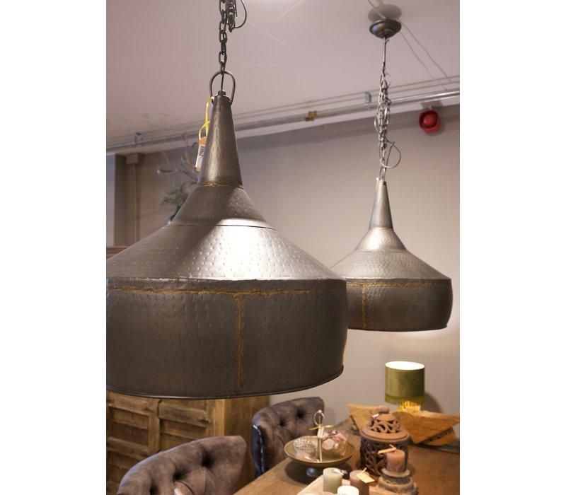 Hanglamp Moos grijs