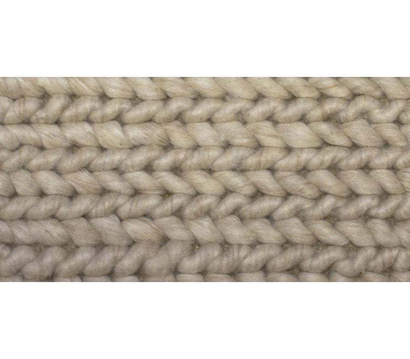 Vloerkleed Shantra Wool Cables