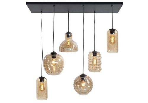 Hanglamp Fantasy Amber