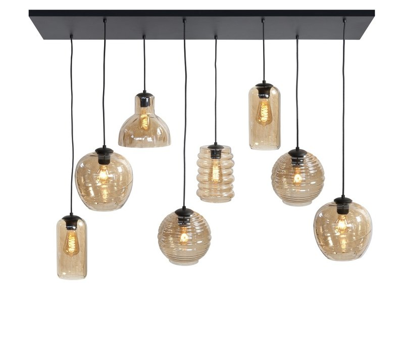Hanglamp Vienne Amber