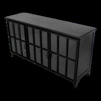 Industrieel dressoir metaal