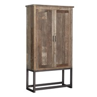 Cabinet Solid Recycled Teak