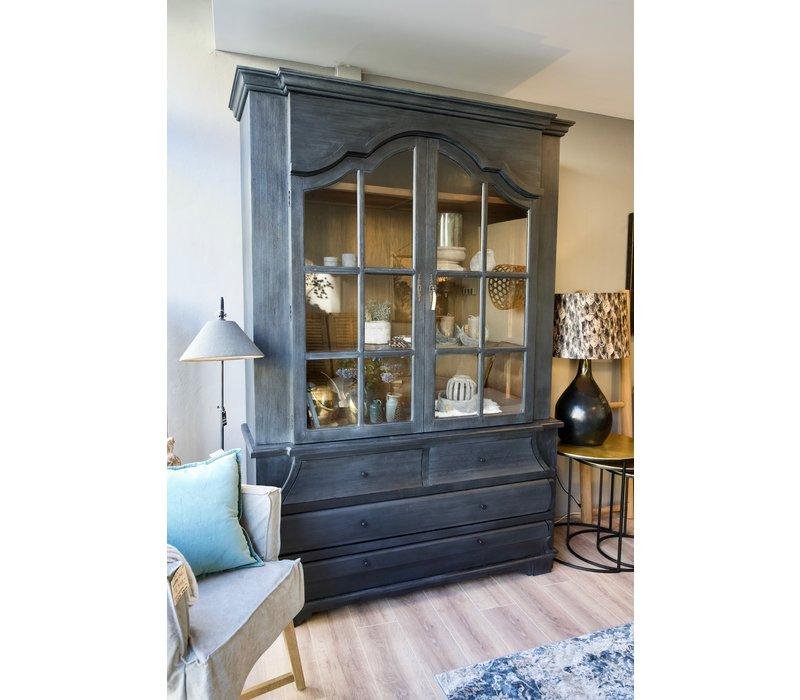Old farmhouse cabinet