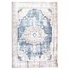 Carpet Florence beige/blauw