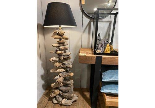 Vloerlamp Wood