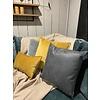 Raaf Kussen Argentina Blauw-Grijs 50x50 cm