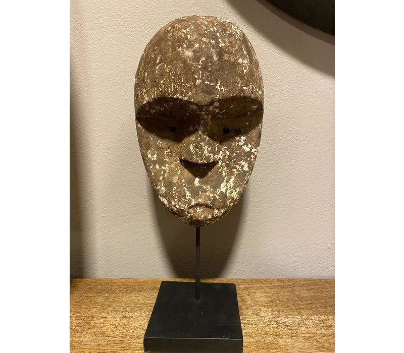 Masker op standaard groot