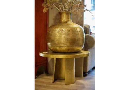 Salontafel goud 76 cm