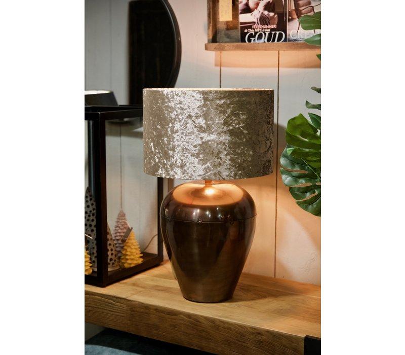 Tafellamp Bronze