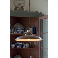 Hanglamp Mireta Bruin Patina 35 cm