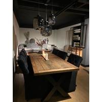 Burlington eettafel showroom exemplaar 240 cm