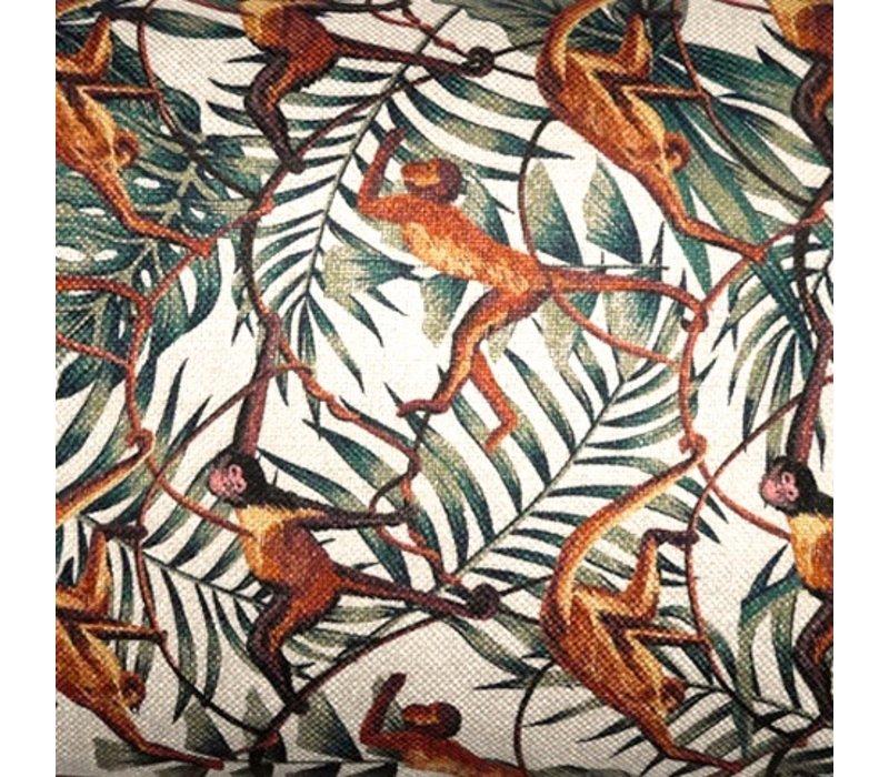 Raaf Sierkussen Monkey Groen 40 x 60