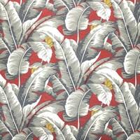 Raaf Sierkussen Morris Rood 35 x 50 cm