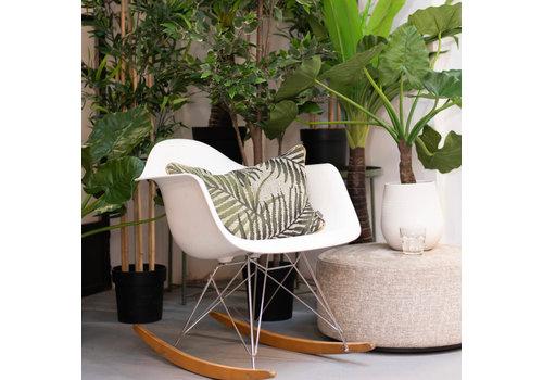 Raaf Raaf sierkussen Botanic groen 35 x 50