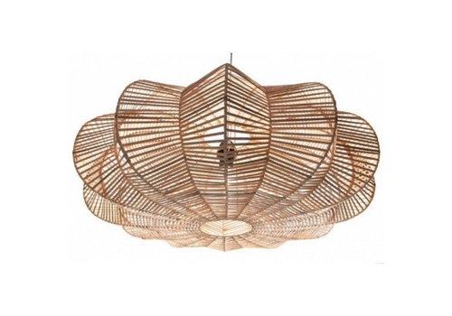 Hanglamp Han naturel