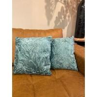 Sierkussen Brynxz Collections Jungle Spring Blue