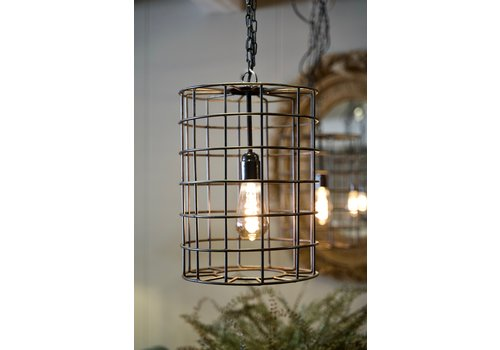 Hanglamp Kolon zwart