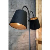 Vloerlamp Lisa 2-kaps