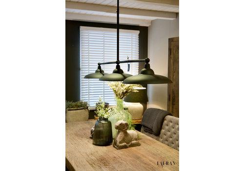 Frezoli Lighting Hanglamp Vechia 3-kaps