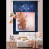 Wandkleed Abstract E-min 190 x 145 cm