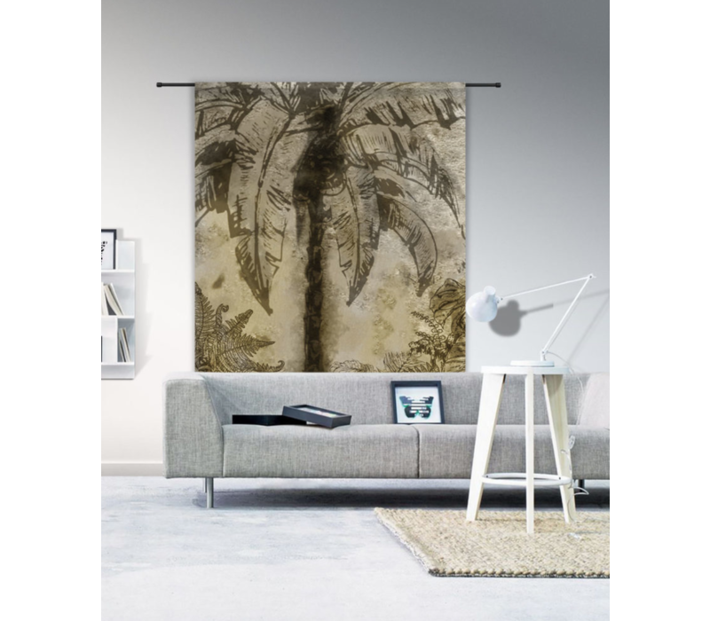 Wandkleed Urban Jungle 190 x 145 cm