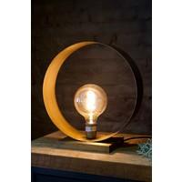 Lamp Circle Gold