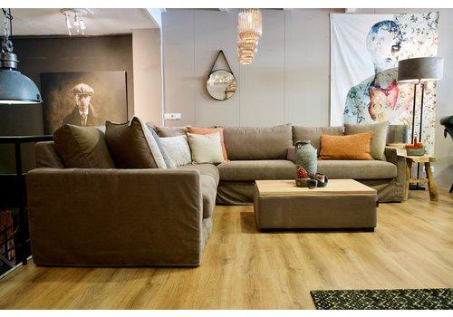 UrbanSofa Zitbank Cambridge showroom model