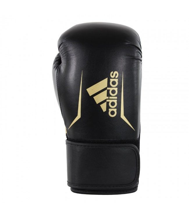 Adidas Boxing Gloves Speed 100 Black/Gold