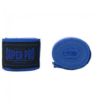 Super Pro Bandage Blauw