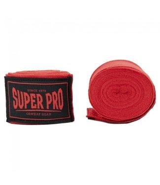Super Pro Bandage Rood