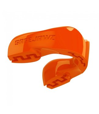 SafeJawz Intro Series Bitje Neon Oranje