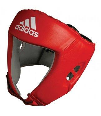 Adidas AIBA Helm Rood