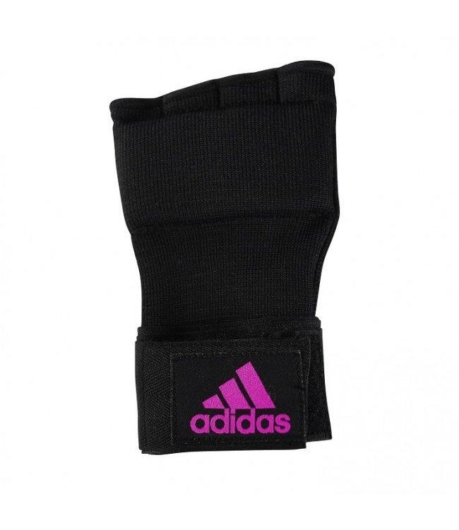 Adidas Binnenhandschoenen Met Bandage Zwart/Roze