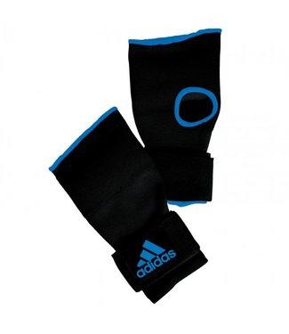 Adidas Binnenhandschoenen Met Bandage Blauw
