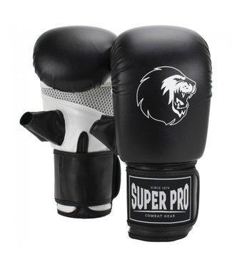 Super Pro Boxing Bag Gloves Victor