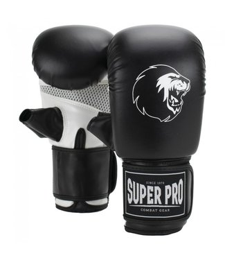 Super Pro Combat Gear Boxing Bag Gloves Victor