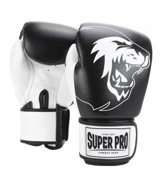 Super Pro Boxing Bag Gloves Undisputed