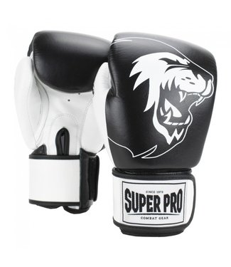 Super Pro Combat Gear Boxing Bag Gloves Undisputed